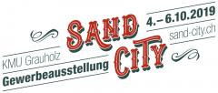 Sand City 2019 - Logo